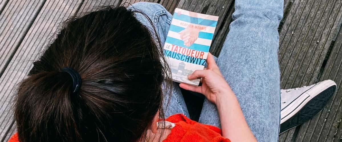 avis et résumé du livre Le tatoueur d'Auschwitz d'Heather Morris