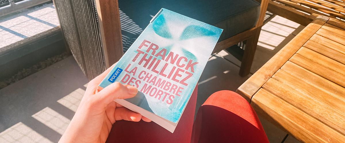 avis et résumé du livre La Chambre des morts de Franck Thilliez