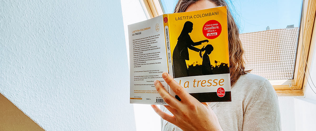 critique du livre La Tresse
