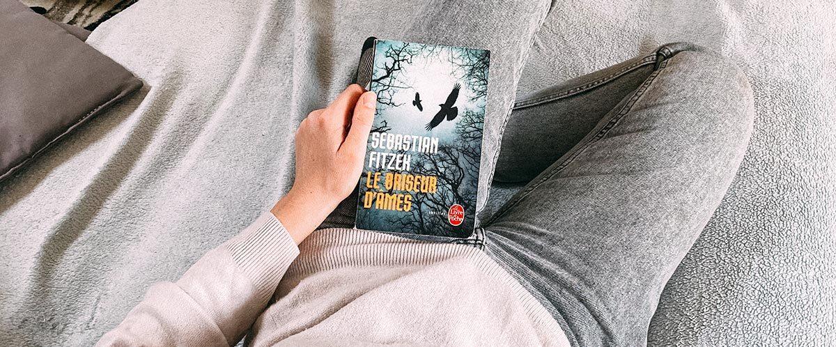 couverture livre Le briseur d'âmes