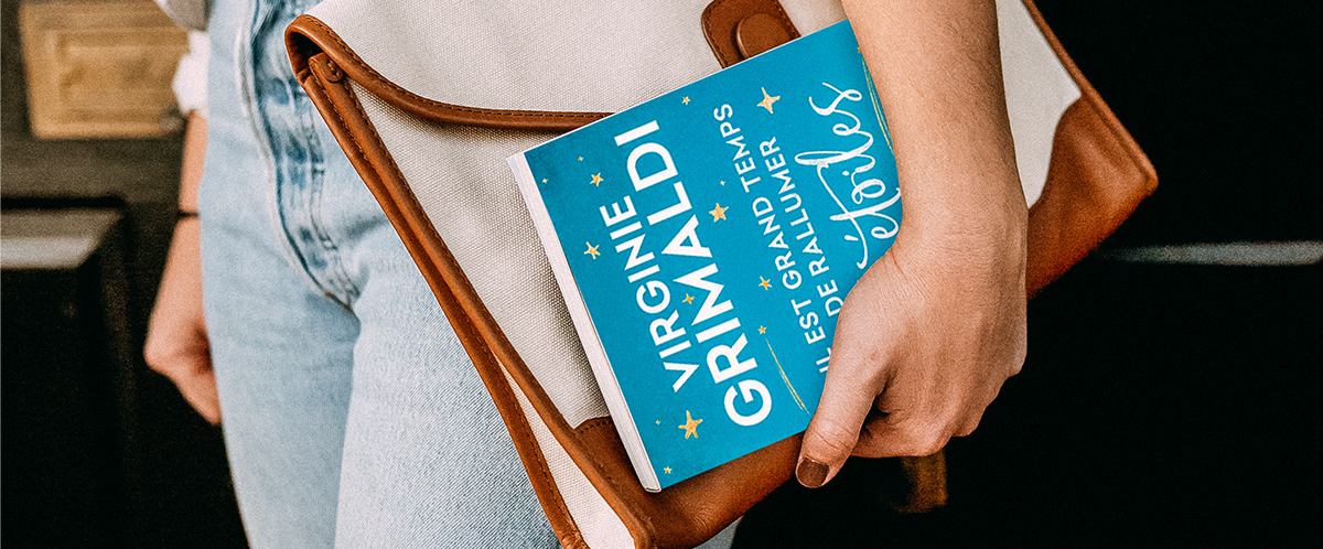 livre Il est grand temps de rallumer les étoiles