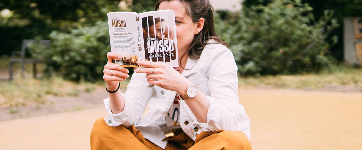 avis et résumé du livre L'Instant présent de Guillaume Musso
