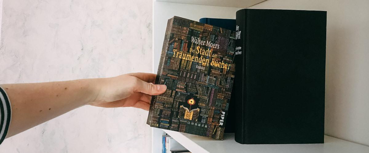 Bild des Buches Die Stadt der träumenden Bücher