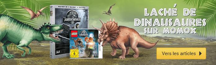 Jurassic Park - Vers les articles