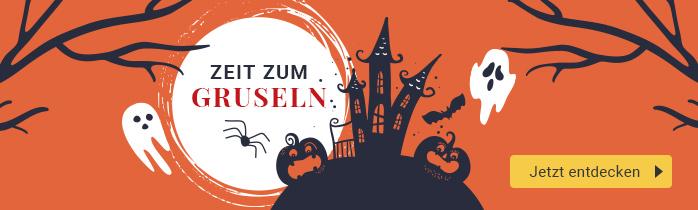 Filme und Bücher zu Halloween!