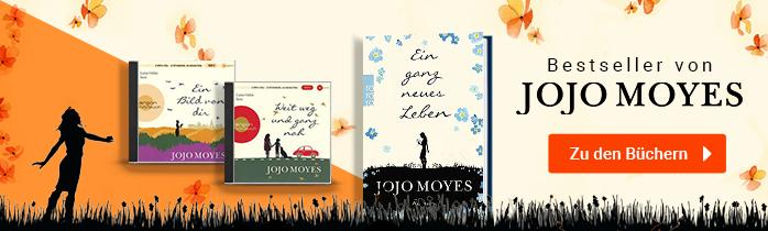 Bestseller von Jojo Moyes - Zu den Büchern