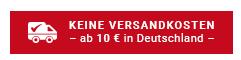 Versandkostenfrei ab 10€