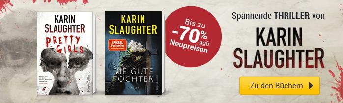 Thriller von Karin Slaughter