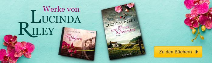 Lucina Riley - Zu den Büchern